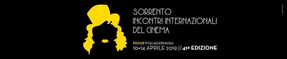 Incontri internazionali del Cinema – Sorrento